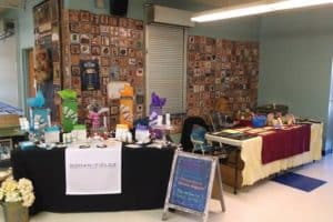 """Pittsford Rec Dept's Holiday Craft Fair-  """"Thank you"""" to Kelly Connaughton"""