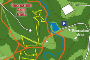 Recreation Area Trails & Disc Golf Course